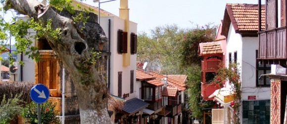 Kas Old Town, Turkey