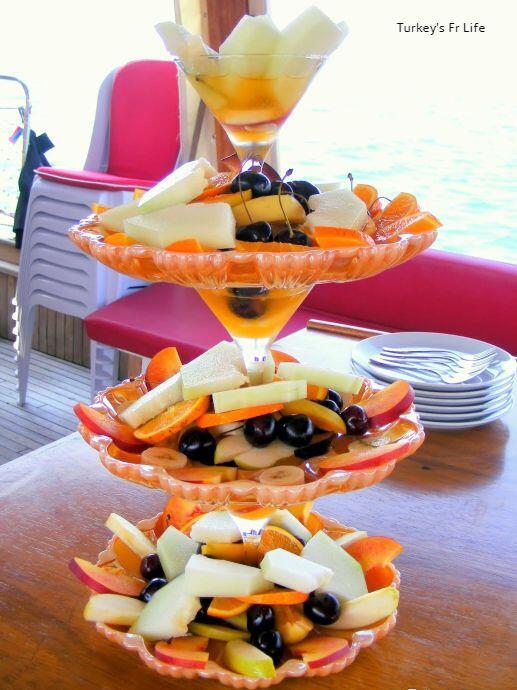 Çalış Boat Cooperative Fruit
