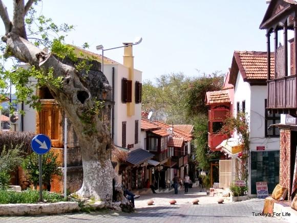 Shopping In Kaş, Turkey