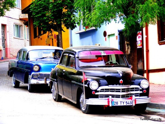 Classic Cars, Odunpazarı, Eskişehir