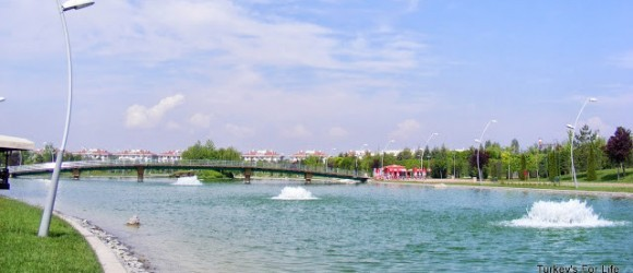 A Photographic Trip Around Kent Park In Eskişehir