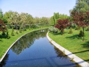 Porsuk River, Eskişehir, Turkey
