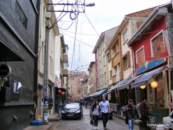 Vural Sokak, Eskişehir