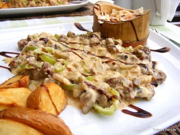 Meals At Traveler's Cafe, Eskişehir