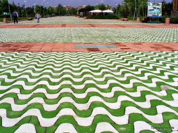 Kent Park, Eskişehir, Turkey