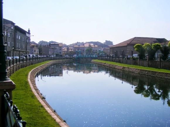 River Porsuk, Eskişehir