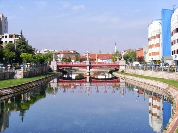 Bridges Of The River Porsuk, Eskişehir