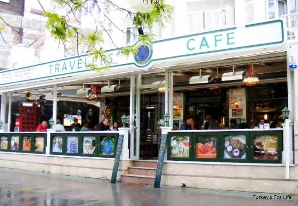 Traveler's Cafe, Eskişehir