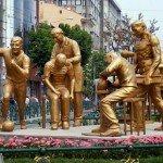Eskişehir – A City Of Sculptures