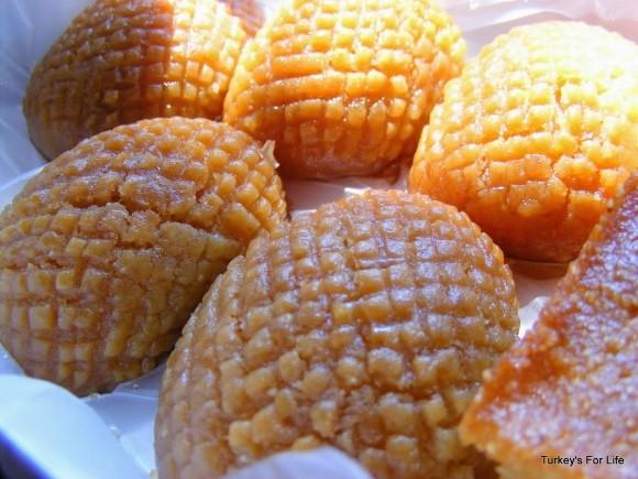 Turkish Food - Kalburabastı