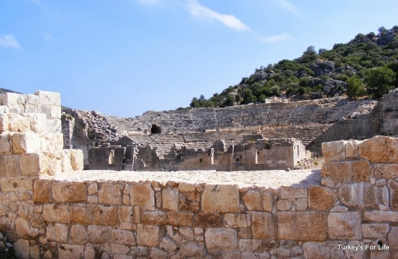 Ancient Theatre, Patara