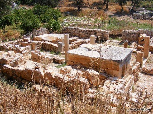 Roman Ruins, Gelemiş