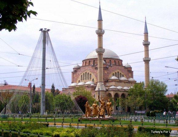 Reşadiye Camii, Eskişehir, Turkey