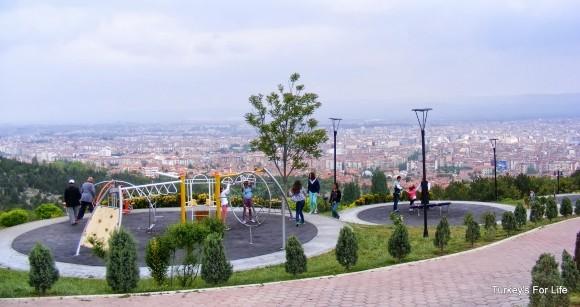 Play Areas, Şelale Park, Eskişehir