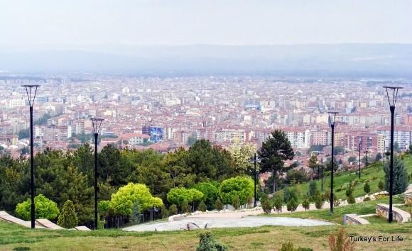 Eskişehir Views From Şelale Park