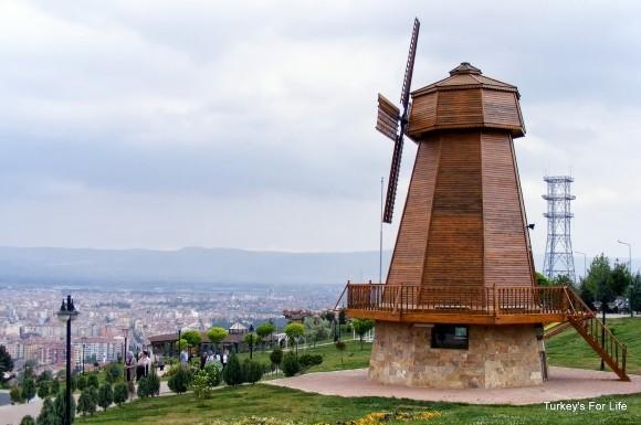 The Windmill, Şelale Park, Eskişehir