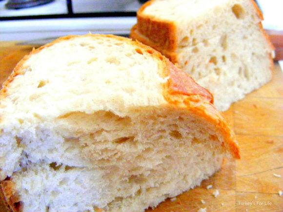Turkish Eggy Bread Recipe