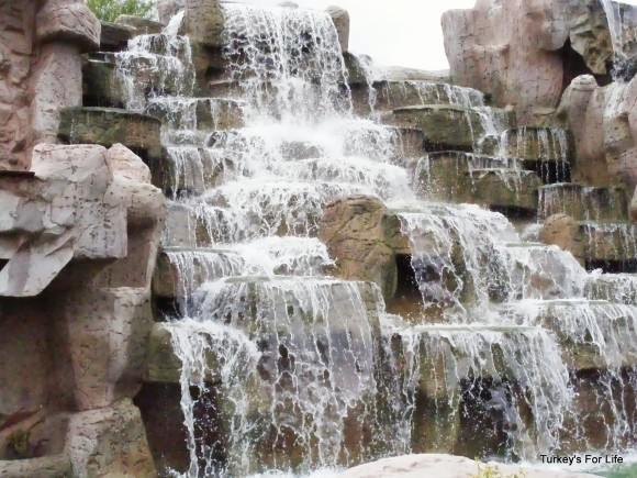The Şelale of Şelale Park, Eskişehir