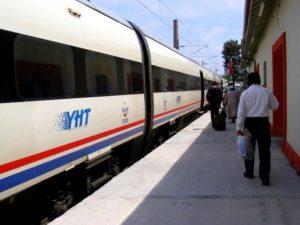 YHT From Eskişehir To Ankara