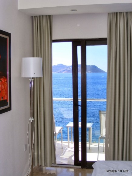 Sea Views From Gardenia Boutique Hotel, Kaş