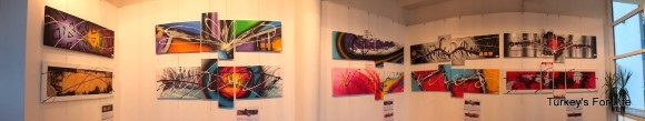 A Panorama Of Colour At Fethiye Culture Centre