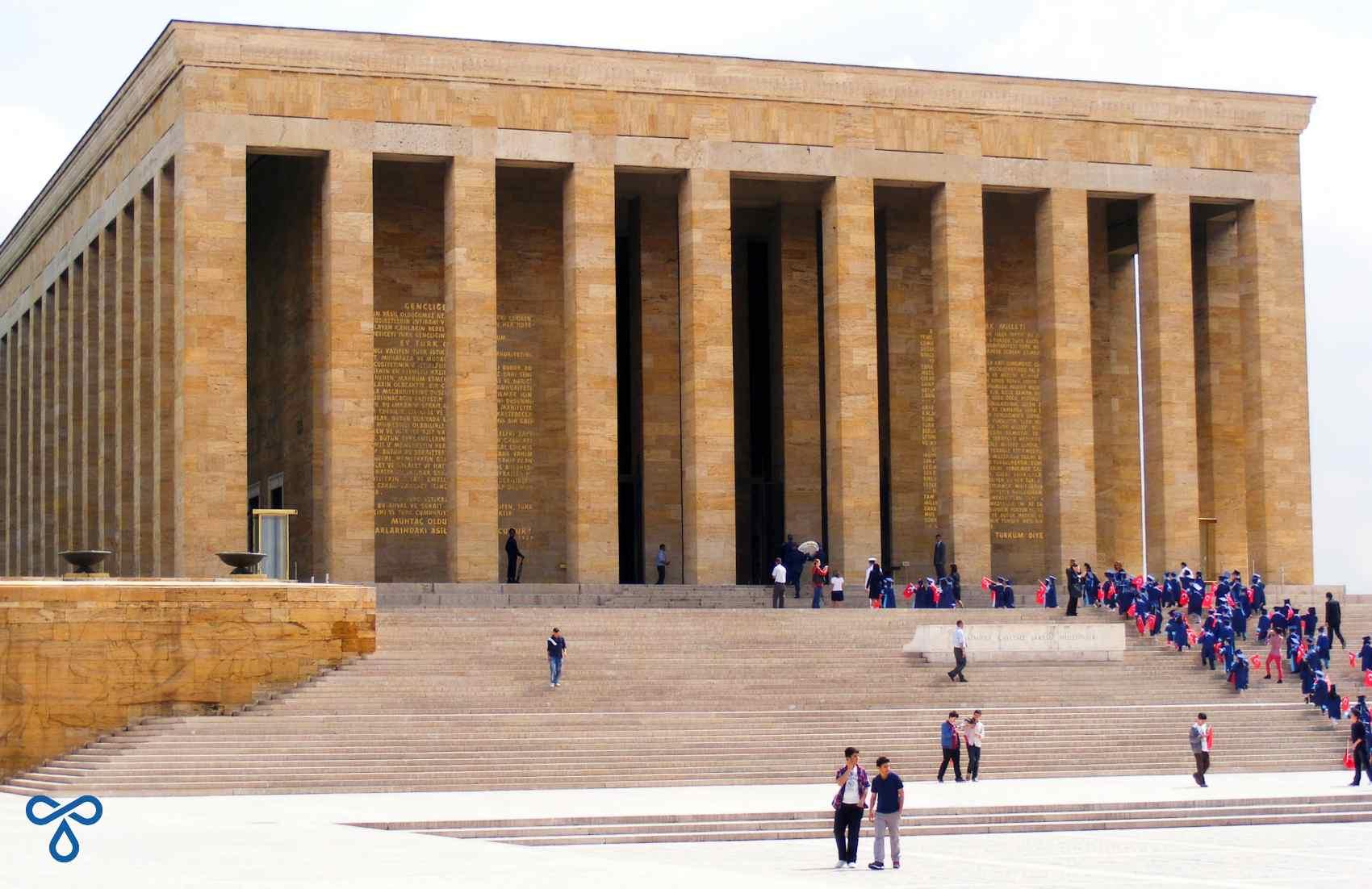 Atatürk's Mausoleum, Ankara