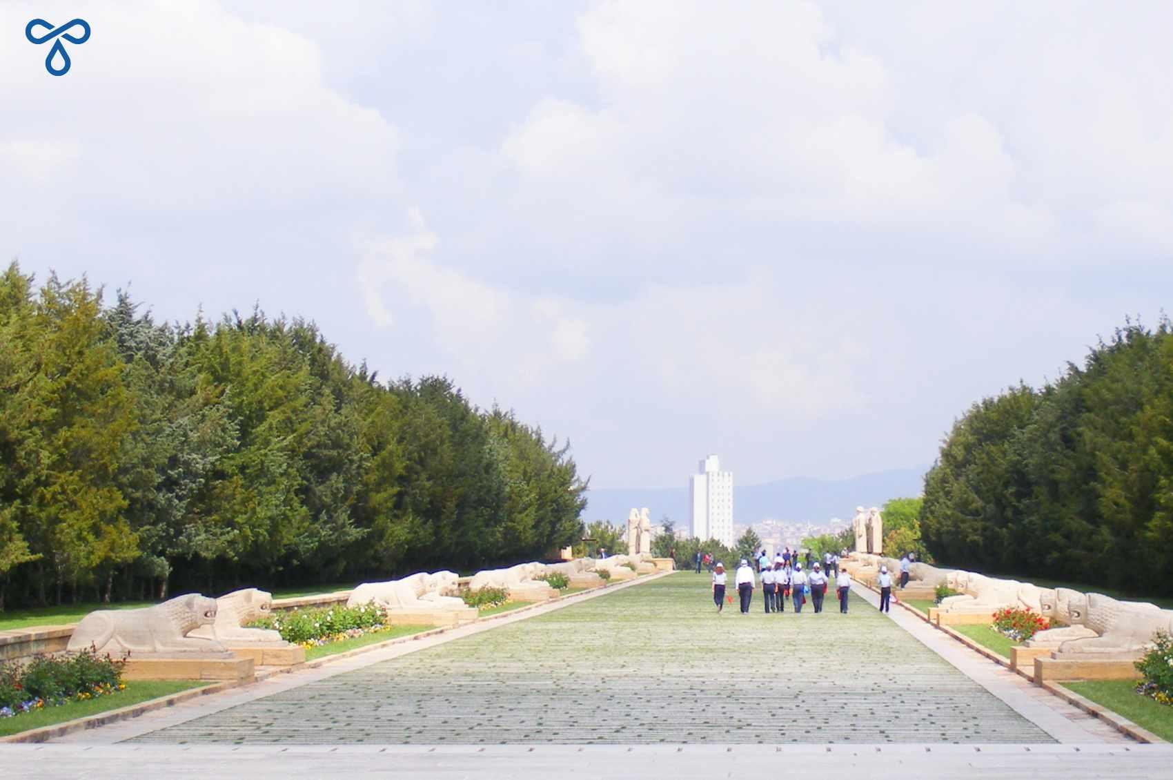 Aslanlı Yol, The Lion Road, Anıtkabir