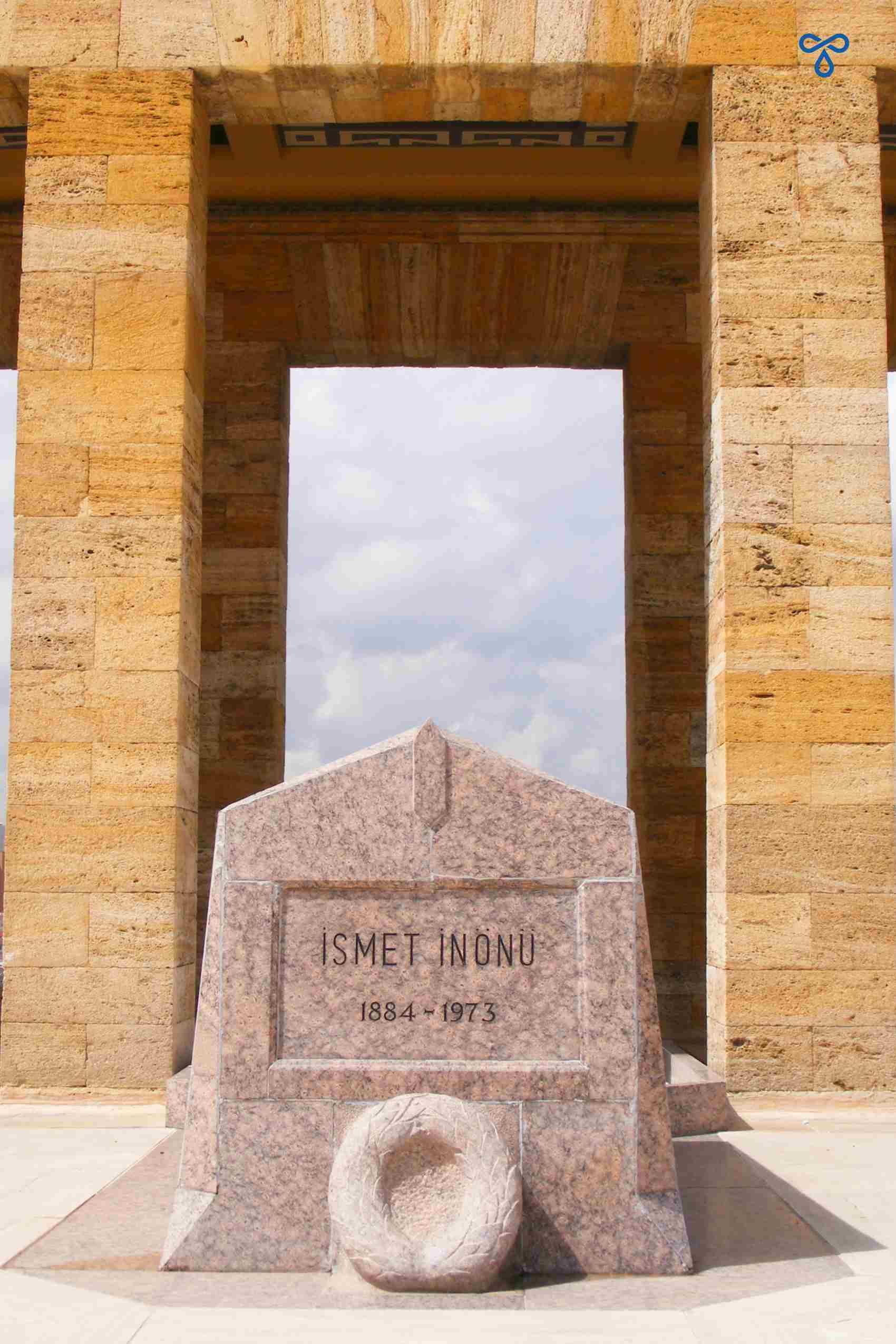 The Tomb of Ismet Inönü, Anıtkabir, Ankara