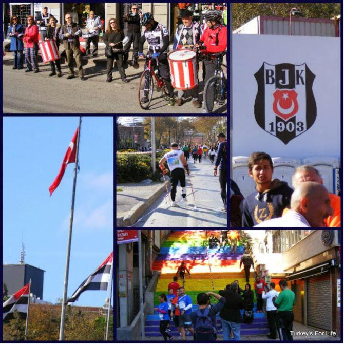 Istanbul Marathon, Beşiktaş
