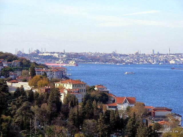 Istanbul Marathon, Bosphorus Views