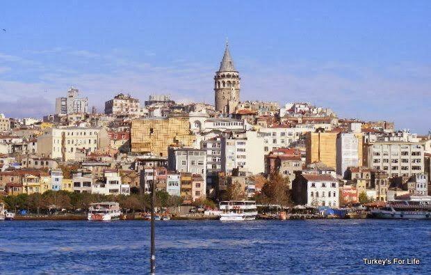 Istanbul Marathon, Galata Tower