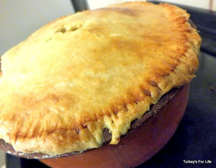 Recipe For Meat And Potato Pie