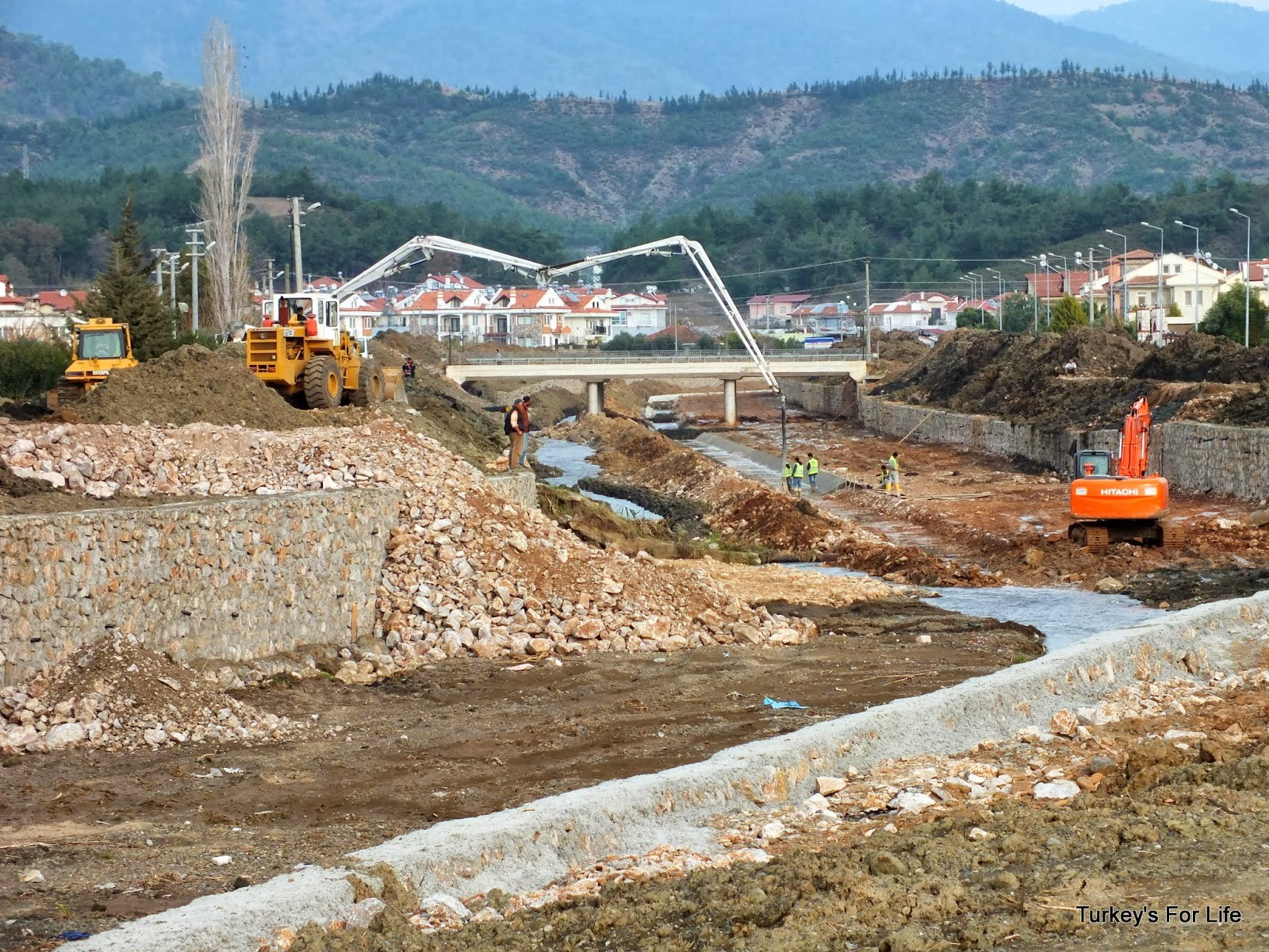 The Fethiye Project Ad Infinitum Turkey S For Life