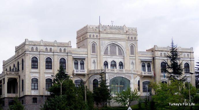 Ankara Art And Sculpture Museum