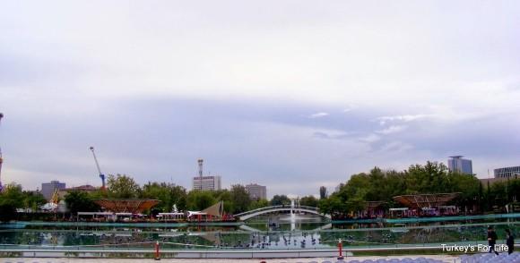 Gençlik Parkı, Ankara, Turkey