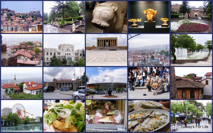 Ankara Things To Do