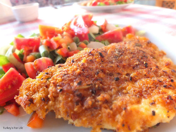 Chicken Schnitzel Recipe Turkey S For Life