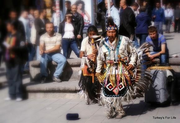 Street Performers, Kızılay, Ankara