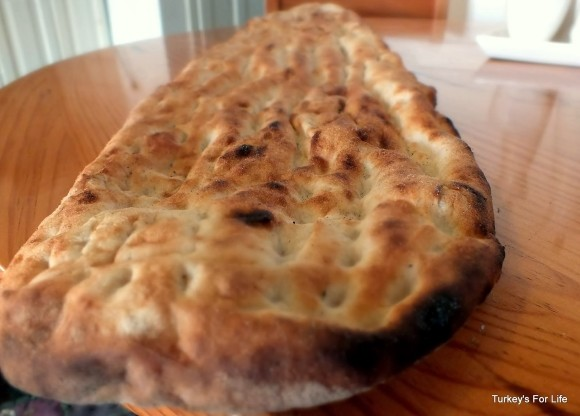 Turkish Food - Lavaş Bread