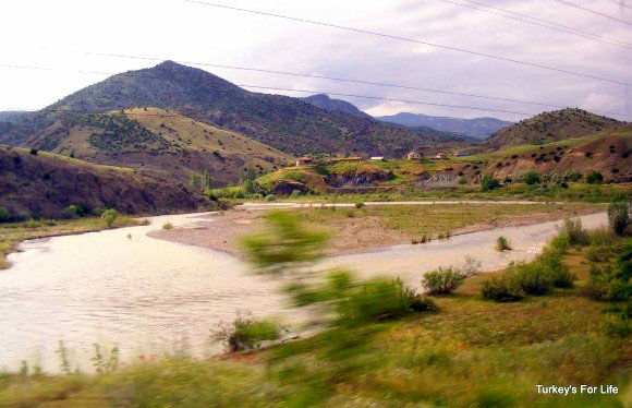 Ankara Kars Train Views