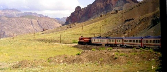 Rail Travel In Turkey