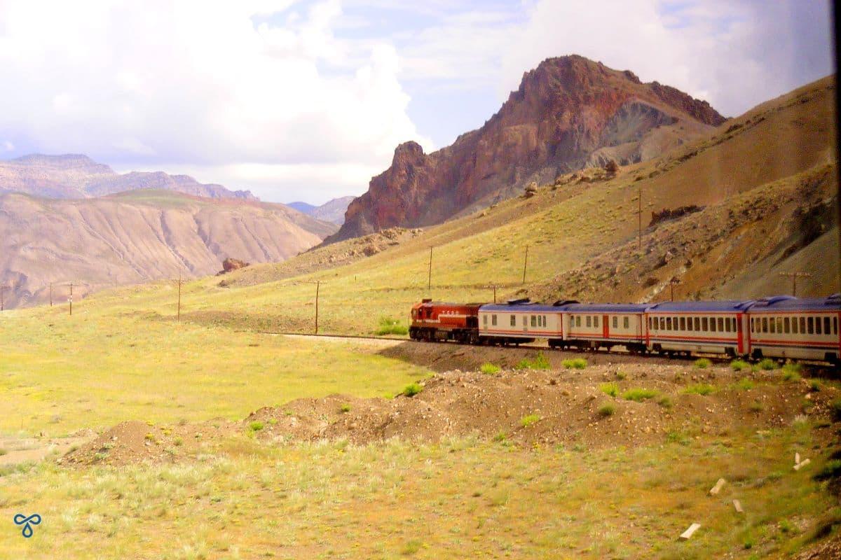 Rail Travel In Turkey