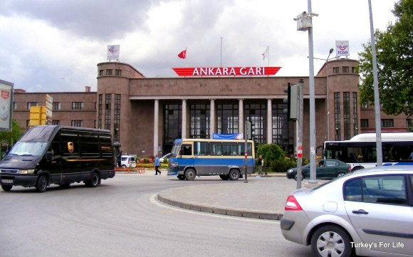 Ankara Train Station