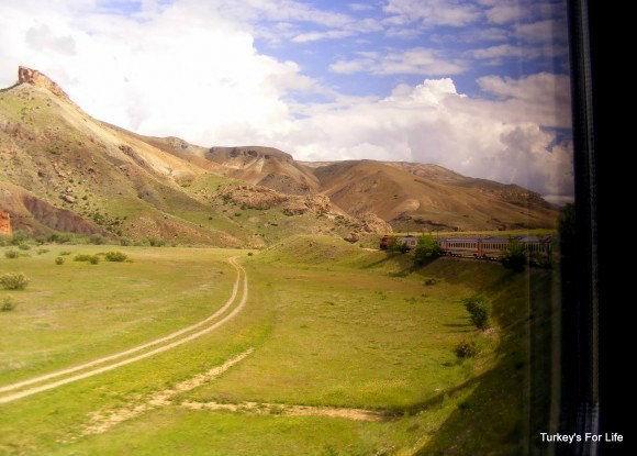Ankara Train To Erzurum