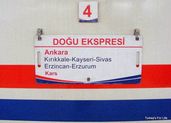 The Doğu Express