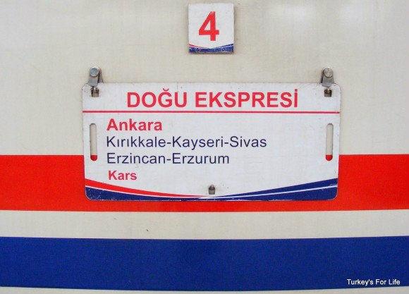 The Doğu Express