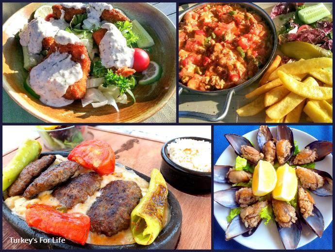 Denizatı Restaurant Menu