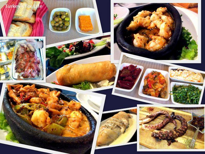 Meze Dishes