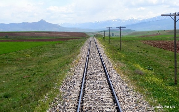 Ankara To Kars By Train