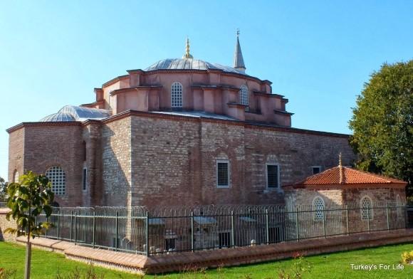 Küçük Ayasofya Camii, Sultanahmet, Istanbul